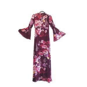NWT Free People by Timo Semi-Couture Prairie Dress